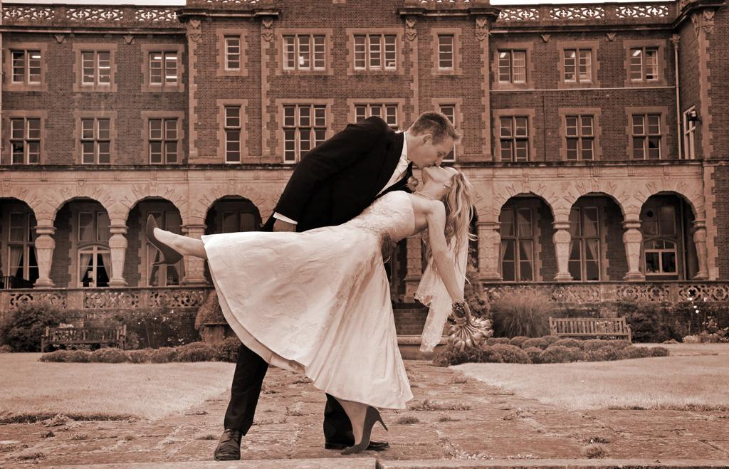 Surrey Woking wedding photographer